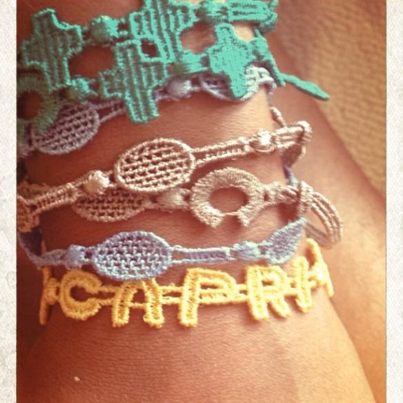beyonce cruciani bracelets braccialetti