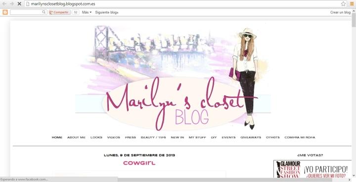 blog marianela