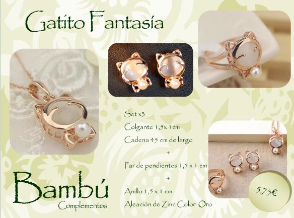 Gatito Fantasía 575 1
